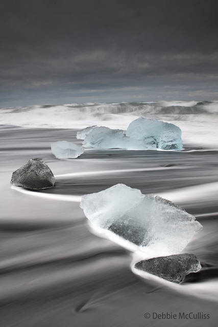 Diamond Beach, Iceland, Jokulsarlon, Jokulsarlon Ice Beach