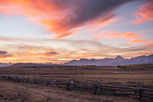 Southwest Colorado Sunrise