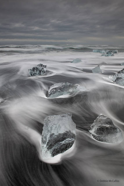 Diamond Beach, Iceland