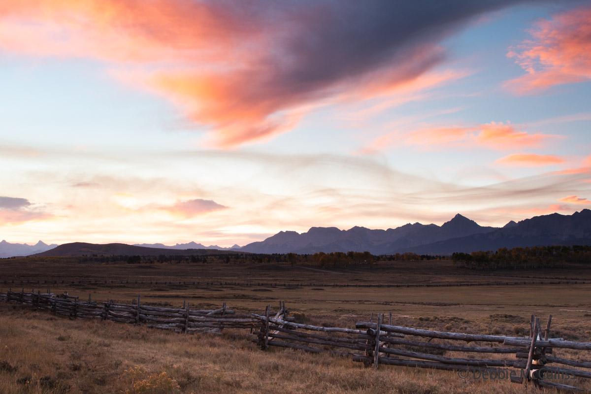 Colorado Fall, photo