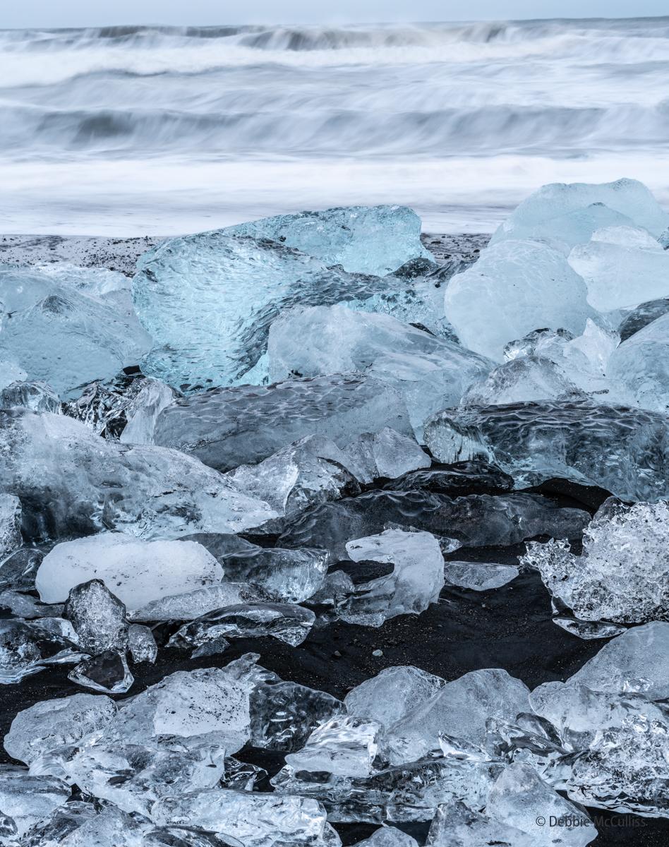 Diamond Beach, Iceland, photo