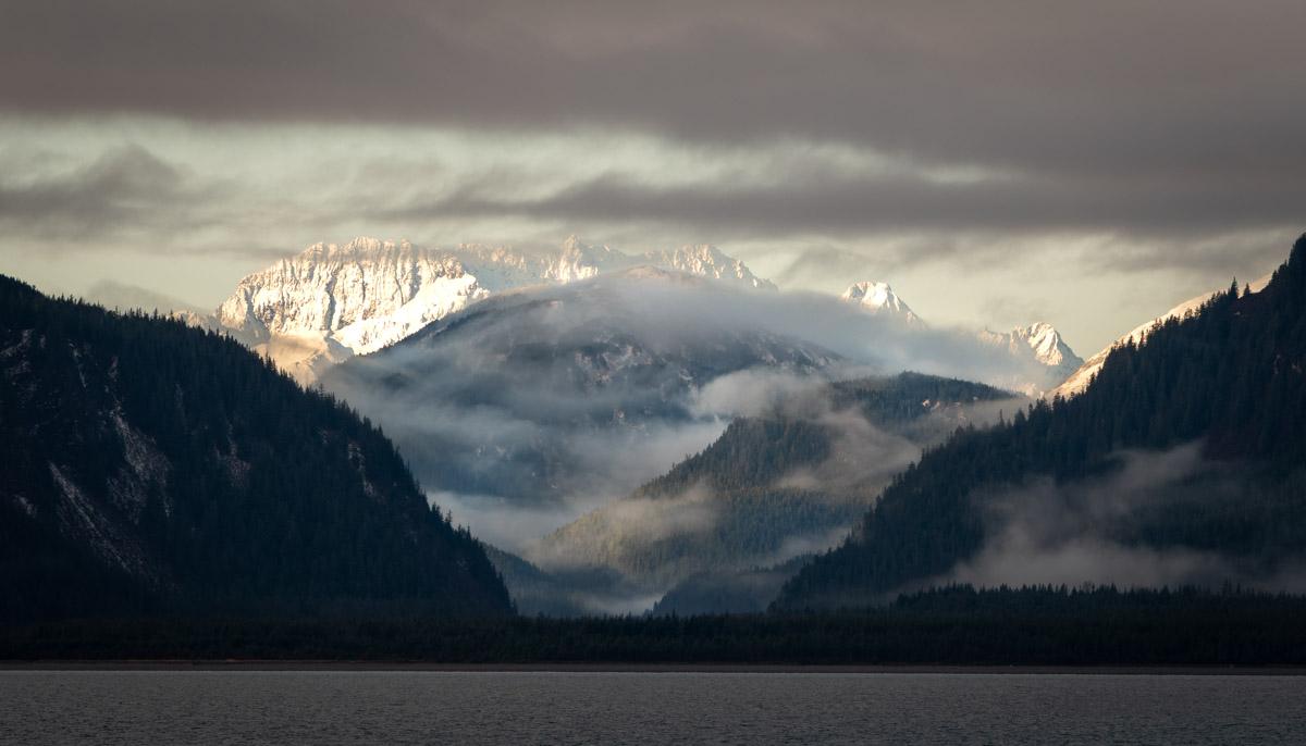Alaska, Inside Passage, photo