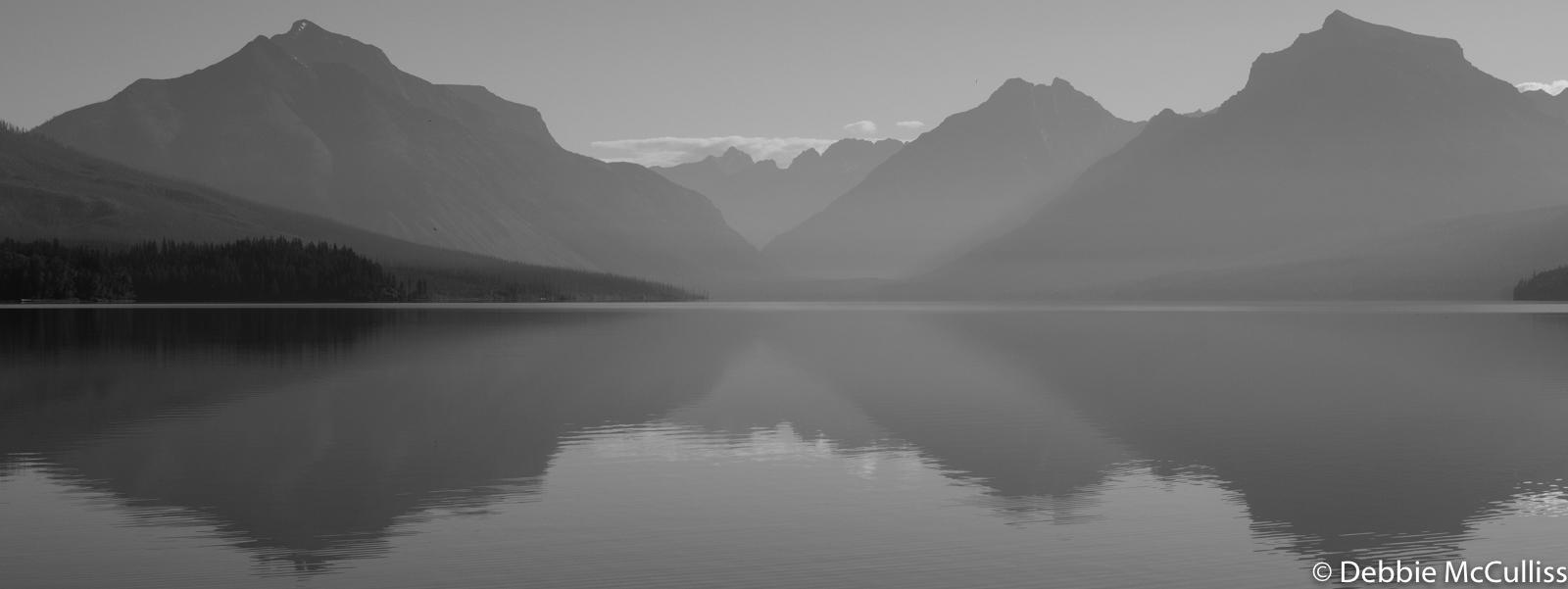 Lake McDonald, Glacier National Park, Montana, photo