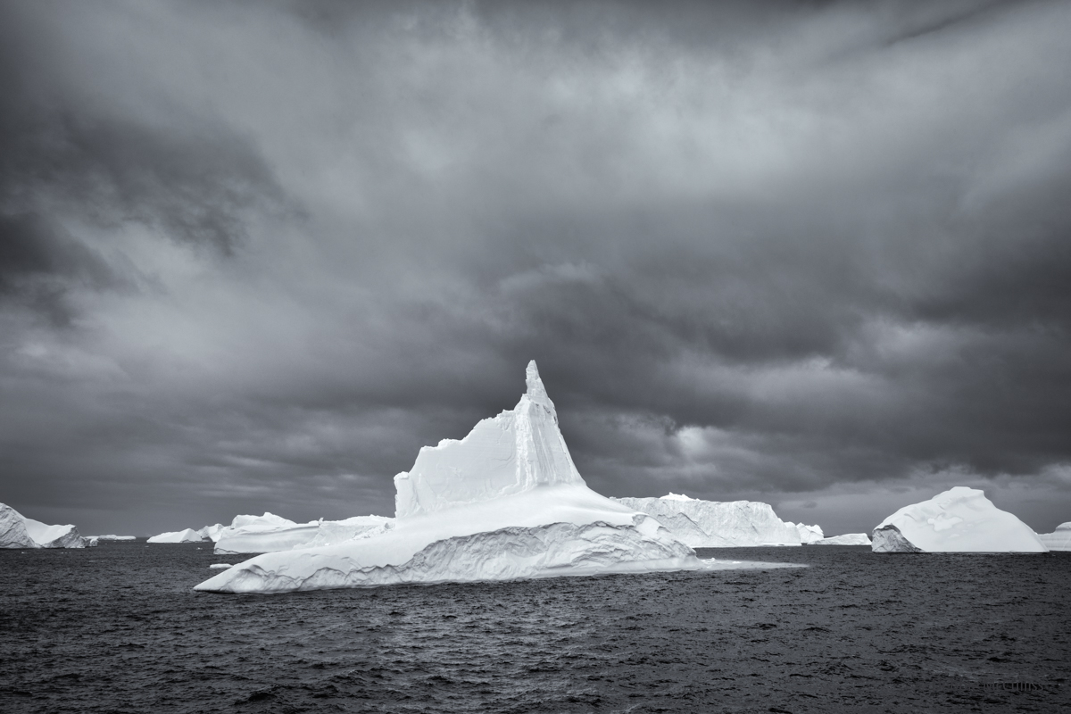 Iceberg Graveyard, South Georgia, photo